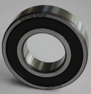 Exterior de 55mm Cojinete para Eje de 30mm Rodamiento de Bolas 6006 2RS C3 Impresora 3D Torno Skate. Bricolaje DOJA Industrial Ancho de 13mm /Útiles para: Fresadora
