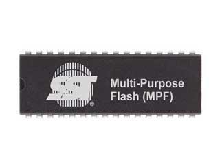 32-Pin PDIP Microchip SST39SF040-70-4C-PHE 4Mbit Flash Memory 70ns; 5V