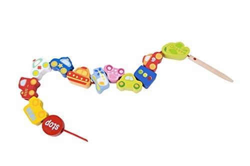 [해외]Classic (클래식) 비즈 【 CL3635 】 18 개월 ~ / Classic Traffic Beads [CL363