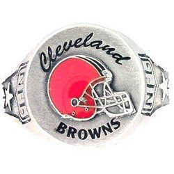 NFL Ring - Browns size 10