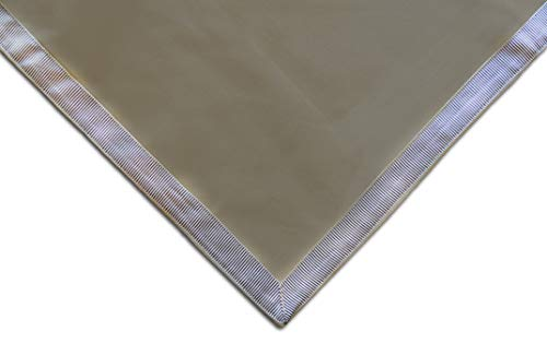 (Baron Barclay Deluxe Suede Square Table Cover - 44