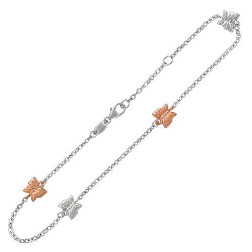LIOR - bracelet de cheville Or jaune 585/1000