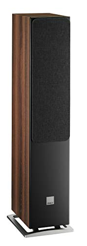 Dali Oberon 5 Floorstanding Speaker - Dark Walnut