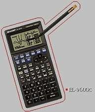 Sharp EL9600C Graphing Calculator