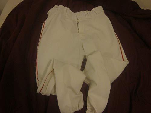 2008 Boston Red Sox Game Used Home Pants Coach Lynn Jones - Game Used MLB Pants