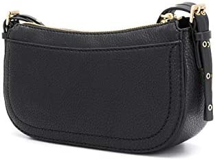 Luxury Fashion | Michael Kors Woman 32H9GCDL0O001 Black Leather Shoulder Bag | Spring Summer 20