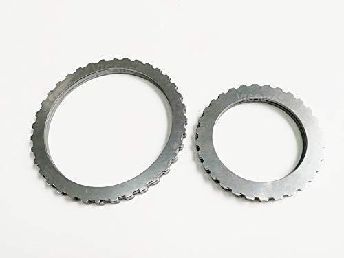 VIGSUce DL501 0B5 DSG transmission clutch Steel plate kit For Audi A4 A5 A6 A7 Q5