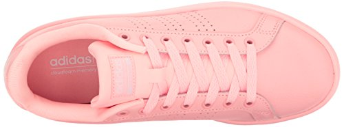 cheap websites best sale cheap price adidas Originals Women's Cloudfoam Advantage Clean Fashion Sneakers Haze Coral Haze Coral Running White clearance factory outlet buy cheap reliable buy online outlet RC4stz1U2o