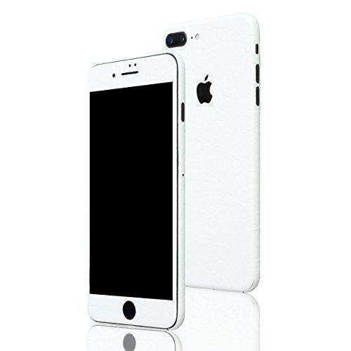 AppSkins Folien-Set iPhone 7 PLUS Full Cover - Alligator white