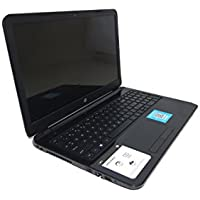 HP 15-g020dx 15.6 Laptop PC - AMD Quad-Core A6 / 4GB Memory / 1TB HD / DVD±RW/CD-RW / HD Webcam / Windows 8.1 64-bit (Black Licorice)