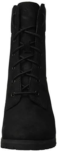 Up 6 Allington Alti Timberland Nero Lace Stivali 1 Black inch Donna rSx5I5nq