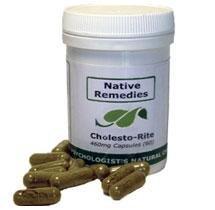 Herbal Cholesto-rite - Niveaux de