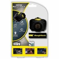 Roughneck 3Aaa Led Headlight W/ Cloth Head Stra, Sold As 1 Each