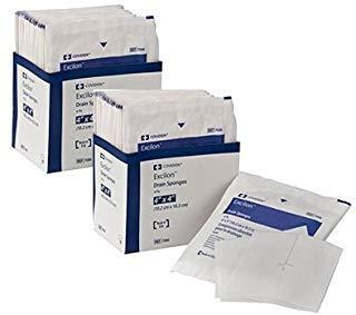 - Covidien 7086 Excilon Drain Sponge, Sterile 2's in Peel-Back Package, 4