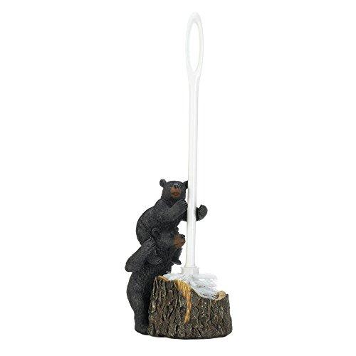 Bear Family Toilet Brush Holder - Polyresin Boy Bear Shopping Results