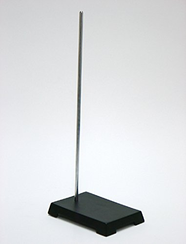 United Scientific SSB6X1-CI Support Stand with Cast Iron Base, 11'' Base Length x 6'' Base Width by United Scientific Supplies