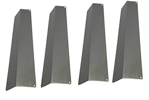 OCEANSIDE Replacement Heat Shield for Cal Flame BBQ04103010 & Bull 6 & 7 Burner Premium Diablo (4-Pack) Gas Models (Bull Gas Grill Parts)