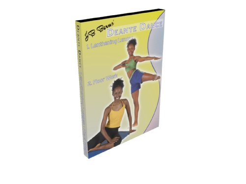 Urban Rebounder Deante Dance Workout DVD, Compilation 2
