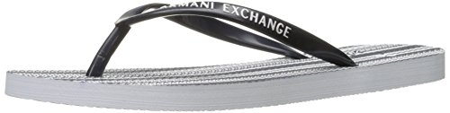 Printed Flop Flip Armani Navy Exchange Women Exchange Armani A X Yq8vYg
