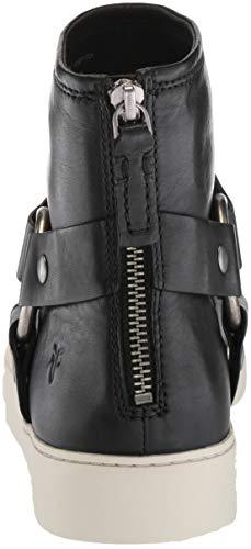 Bootie Sneaker Women's Lena Black Harness FRYE CFtOw0xqC