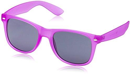 MSTRDS Likoma, Lunettes de Soleil Mixte Violet - Violett (purple 4189)