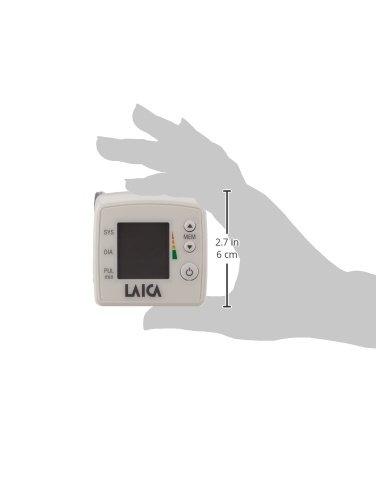Laica BM1005 - Tensiómetro (AAA, 66 mm, 63 mm, 26 mm): Amazon.es: Salud y cuidado personal
