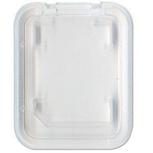 Plastic Case for SD cards (Memory Cards Box)