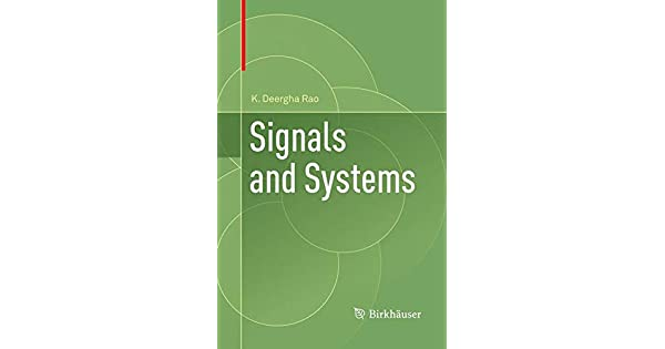 Signals and Systems: K  Deergha Rao: Amazon ae: The Book