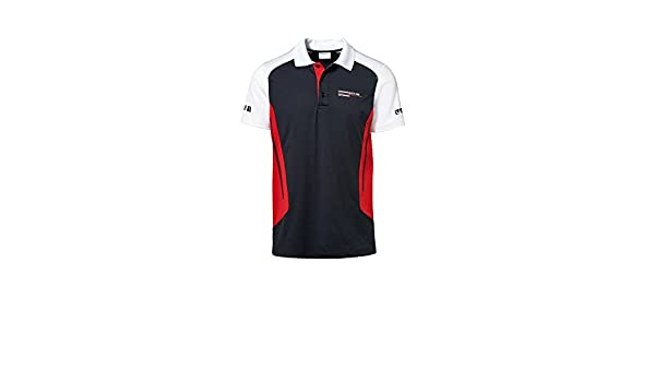 Porsche Herren Motorsport Polo-Shirt Gr. S - WAP80100S0J: Amazon ...