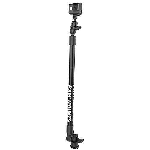 Support Nautique RAM Track-Node rap-411–18-a-gop1–1pour caméra Garmin Virb et Hero Go Pro