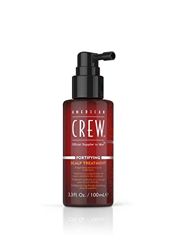 American Crew fortifying scalp treatment, 3.3 Ounce