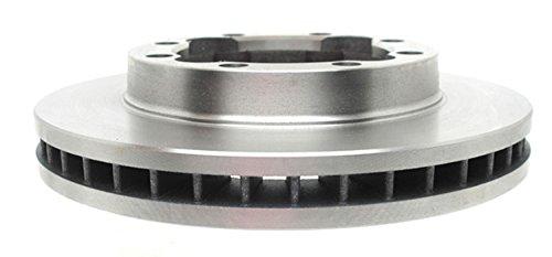 ACDelco 18A558A Advantage Non-Coated Front Disc Brake ()