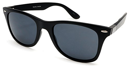 Women's Modern Youthful Wayfarer Sunglasses - Audrey Hepburn Mambo - Audrey Sunglasses