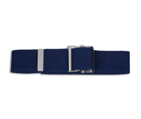 Elite-Medical-Instruments-Gait-Transfer-Belt-with-Metal-Buckle-Royal