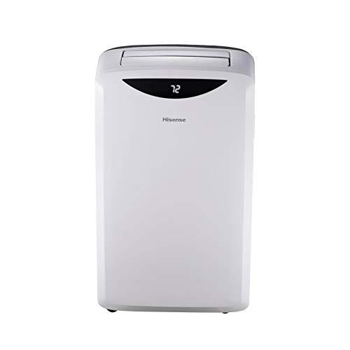 Hisense 500-sq ft 115-Volt Portable Air Conditioner AP14CR2WG (Renewed)