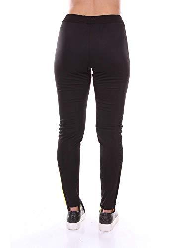 Mujer Akep Ke726black Negro Pantalón Poliéster 6xTgFq