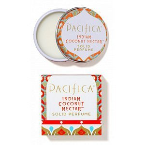 Pacifica Solid Perfume, Indian Coconut Nectar, .33 Oz