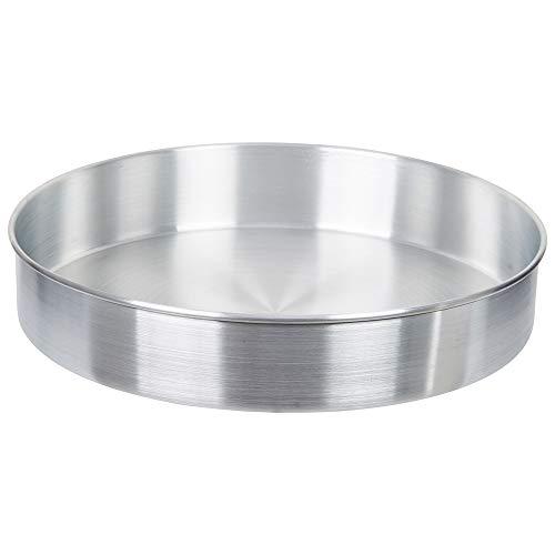 Tezzorio Aluminum Round Cake Pan, 16