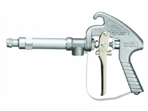 TeeJet AA43LA-AL6 Spray Gun, 1/2'' NPT or BSPT (F) inlet connections, 1/2'' NPT (F) outlet - Brass, 200 psi, 13 '' Length, Aluminum