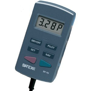 The Amazing Quality SI-TEX SP-70-3 Autopilot with Pump and Rotary Feedback