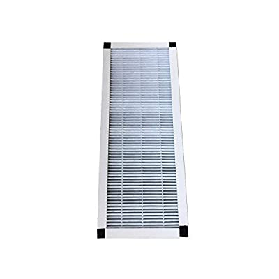 Think Crucial Replacement Idylis F HEPA Style Air Purifier Filter Fits AC-38, Compatible Part # 560885