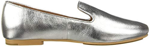 Silver Flat Souls Loafer Women's Gentle Eugene wqFTY6xa