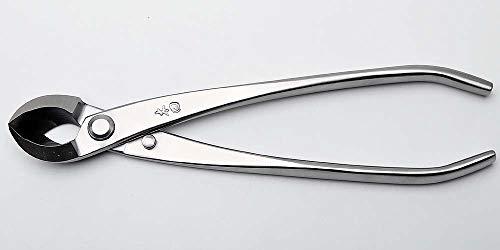 - Mu Tian Bonsai Tools Round Edge Cutter Mixed Function of Round Edge and Straight Edge Intermediate Quality 205 Mm (8
