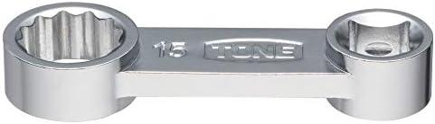 トネ(TONE) オフセットめがねアダプター FWA3-15 二面幅15mm