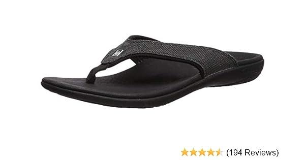 1e6b18a0594 Amazon.com  Spenco Men s Yumi Leather Sandal  Shoes