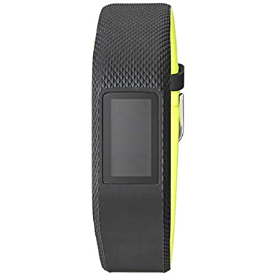 Garmin 010N178913 Vivosport REFURB Fit. Band, Limelight, Large