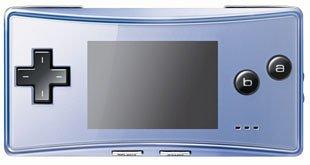 ゲームボーイミクロ (ブルー) 【メーカー生産終了】 B000AS53I6 ブルー ブルー