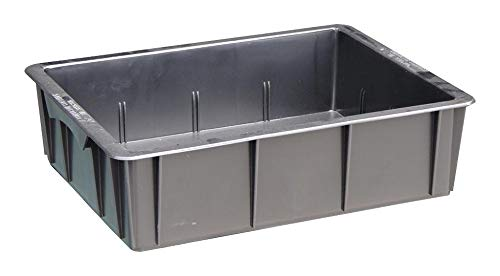 DURATOOL DT000242 Antistatic Storage, Box, 4.33 inch, 110 mm, 12 inch, 305 mm, 15.94 inch