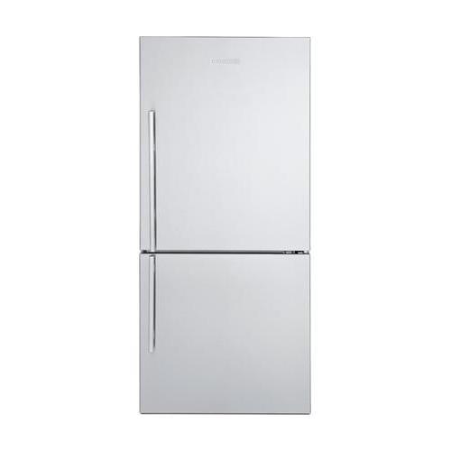 Blomberg Bottom Freezer Refrigerator Anti Fingerprint Anti Bacterial