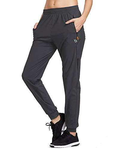 BALEAF Women's Athletic Joggers Pants Dry Fit Running Sweat Pants